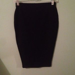 ASOS new with tags stretch pencil skirt- XS