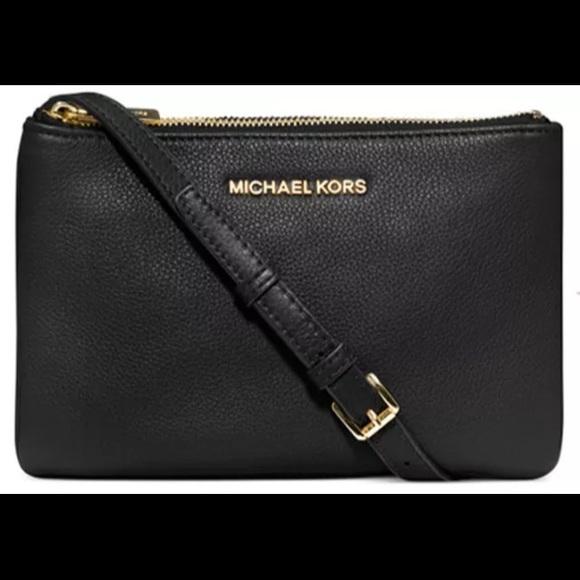 b1aaa15f100f MICHAEL Michael Kors Bags | Michael Kors Bedford Gusset Crossbody ...