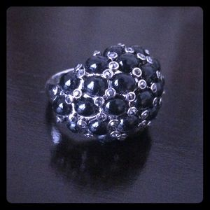  Host Pick  Stella & Dot Midnight Bloom Ring