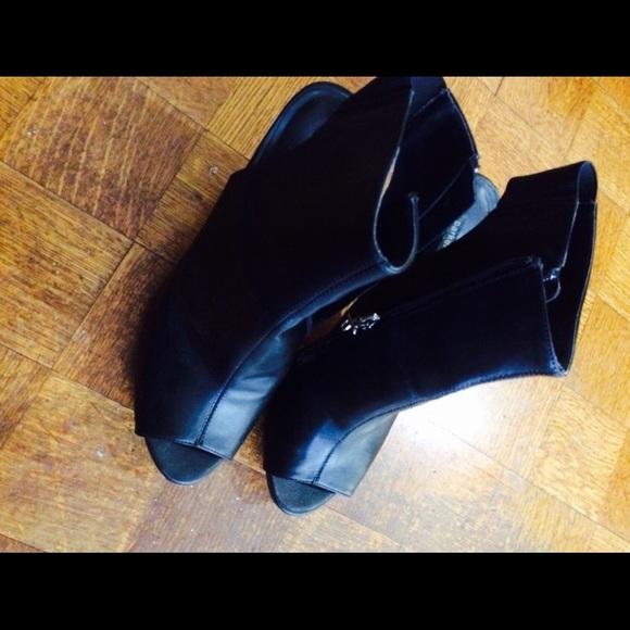 20 Off Parker Amp Sky Shoes Parker Amp Sky Black Booties