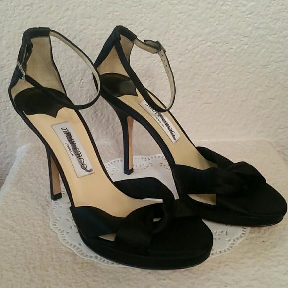 Satin Ankle Strap Heels | Poshmark