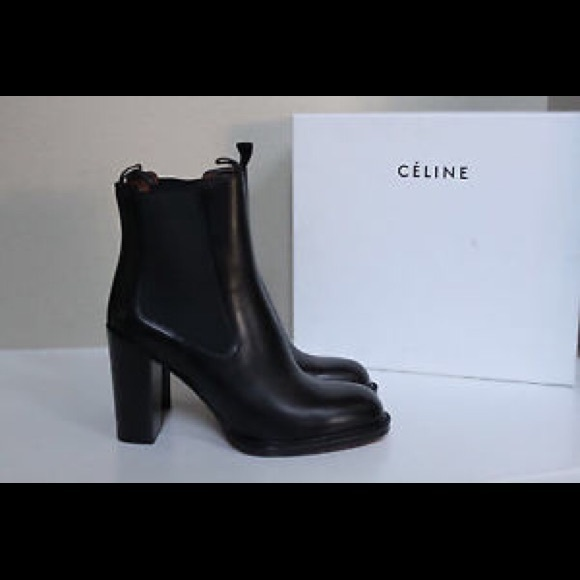 50% off Celine Boots