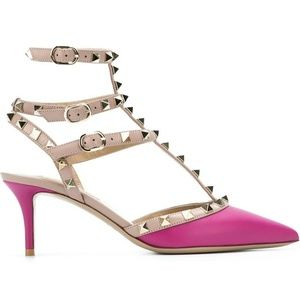 Valentino Shoes - Authentic Valentino Garavani Rockstud  Pumps