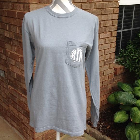 49ac3e28 Comfort Colors Tops | Nwt Bama Roll Tide Long Sleeve Tshirt Small ...