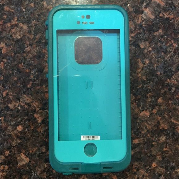 san francisco 34a1c e1a9a Blue LifeProof iPhone 5/5s Case