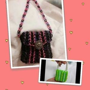Loomstate Handbags - Loom bags and wallets