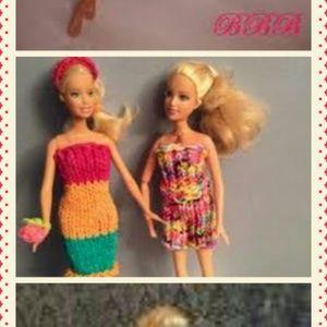 Loomstate Dresses & Skirts - Loom doll dresses
