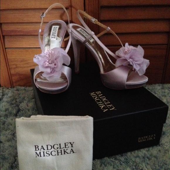 Badgley Mischka Zabrina Flower Sandalo Sandalo Sandalo NWT b30381
