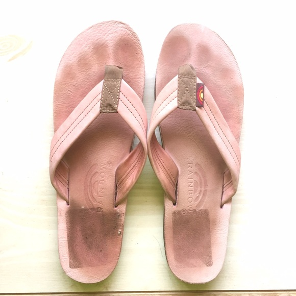 c47dd5d7399f Rainbows Pink Premier Leather Arch-Support Sandal.  M 557a0655519f3a27340039a2