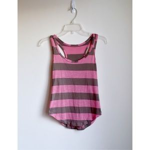 Tilly's Tops - Tilly's Striped Tank Top
