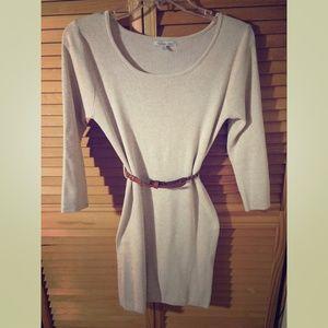 Dresses & Skirts - Cozy Sweater Dress w/ Belt.