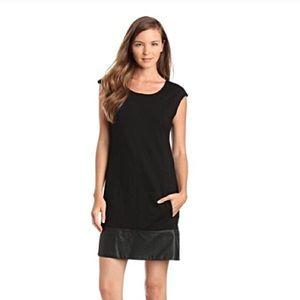 Sanctuary Dresses & Skirts - New black Sanctuary new mod molly ponte dress.