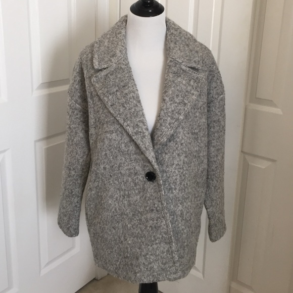 74% off Forever 21 Jackets &amp Blazers - Forever 21 Wool Blend