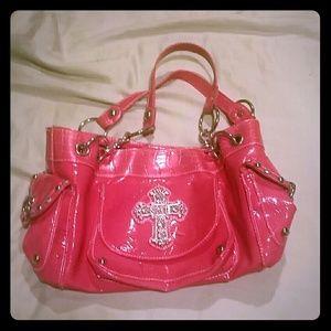 Pink Western Bag