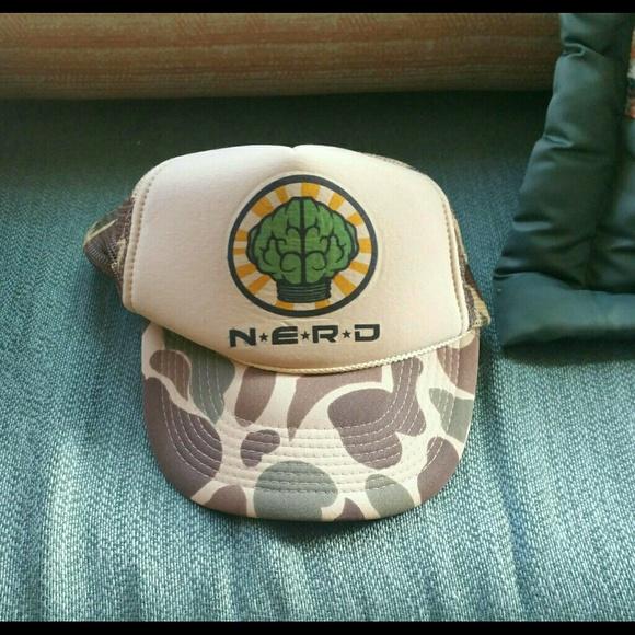 410d4e7b3ef NEW N.E.R.D Neptunes Trucker Hat. M 557a391dc46d1f68a300051e