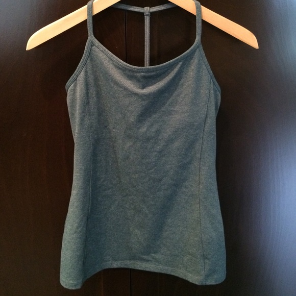 34% off Athleta Tops - Athleta: Fitted Racerback Cami NWOT ...