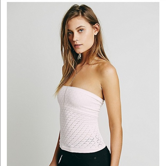 7e7cb26c4529 Free People Tops - Free people honey texture tube top