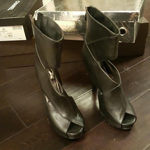 Kelsi Dagger Shoes - Kelsi Dagger Gladiator Booties
