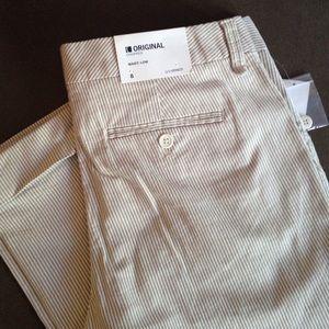 Gap stretch Capri pants