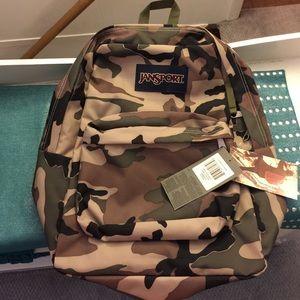 Brand New Jansport Bookbag