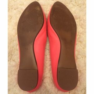 75 madewell shoes bright pink madewell flats from