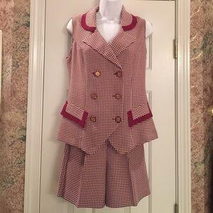 Maxima Dresses & Skirts - Dressy Shorts Set