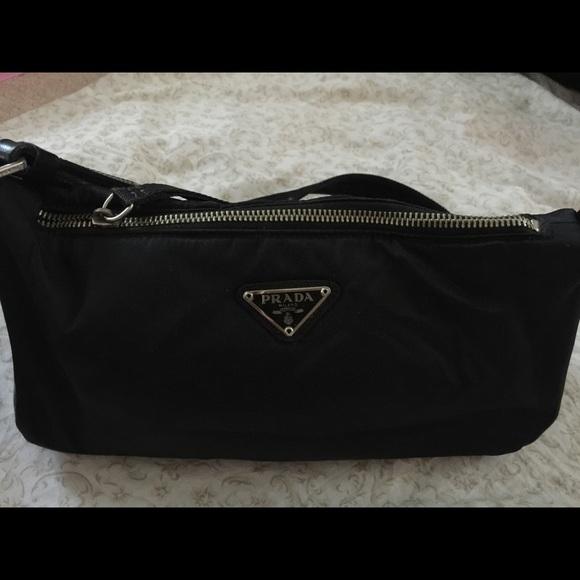 adda6b65ba5 Prada Bags   Pouchette Shoulder Bag Made In Italy   Poshmark