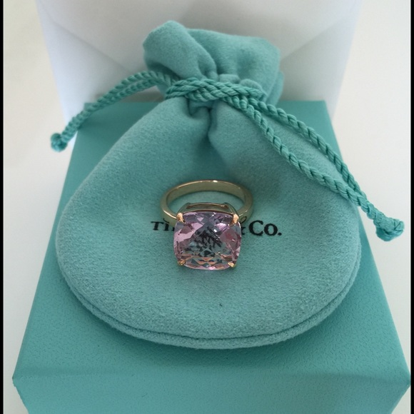 Tiffany Amp Co Jewelry Tiffany Co Amethyst Ring Poshmark