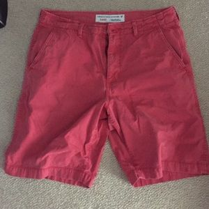 american eagle shorts men's