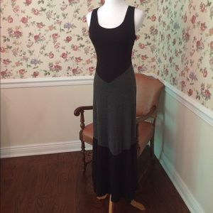 Reserved Bundle - Maxi Dress and charm necklace