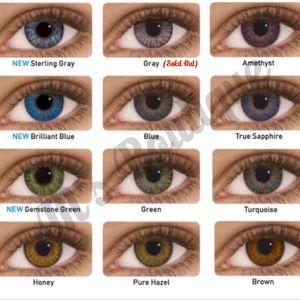 freshlook accessories new color contact lenses poshmark