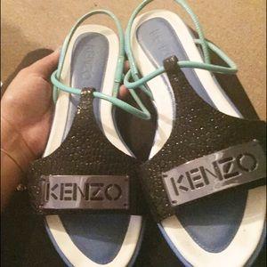 Women's Kenzo sandals size 38