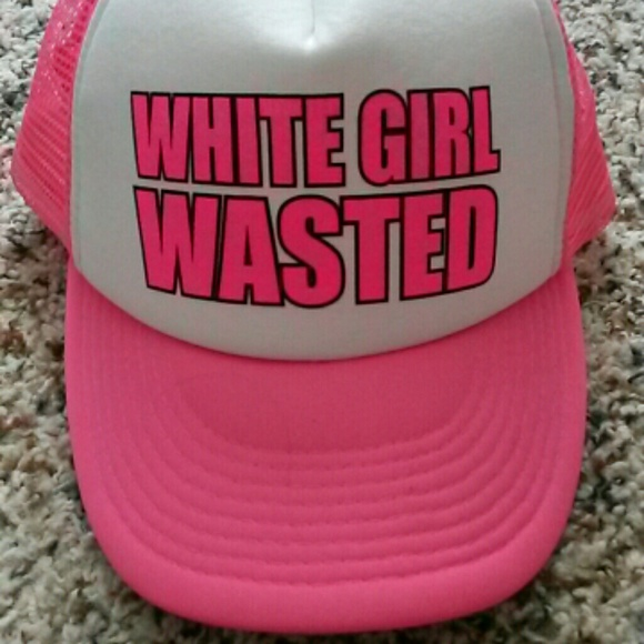 Cobra Accessories - White Girl Wasted hat 1f453f44403