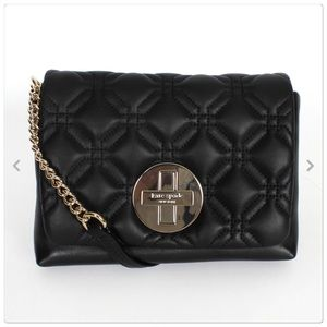 🆕 Kate Spade quilted leather purse