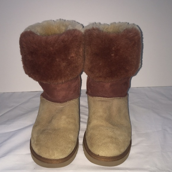 Auth Rare Multi Color Uggs