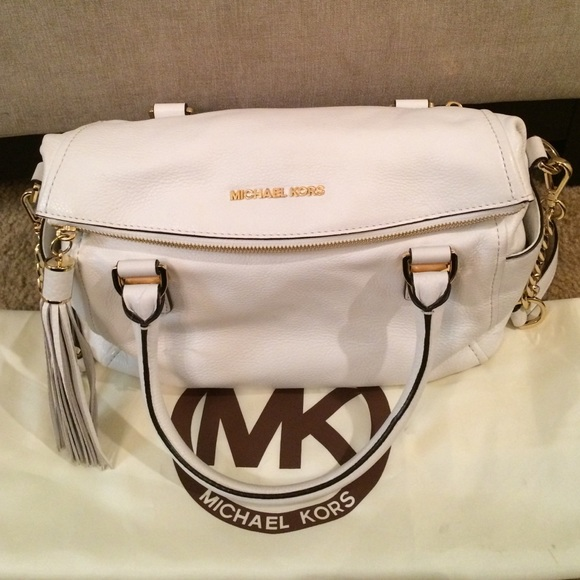b8d84ea22c70 Michael Kors Weston Satchel. M 557b9defd57041485b00317a. Other Bags you may  like