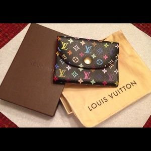 c817f7a61ff4 Louis Vuitton Accessories -   Sold on tradesy  Louis Vuitton card holder