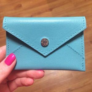 Tiffany co bags tiffanys leather envelopebusiness card holder tiffany co bags tiffanys leather envelopebusiness card holder reheart Images