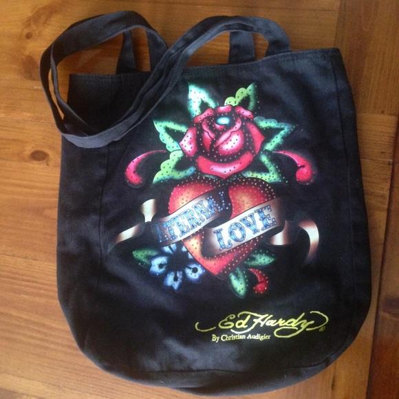 397a16c218 Ed Hardy Handbags - ED HARDY