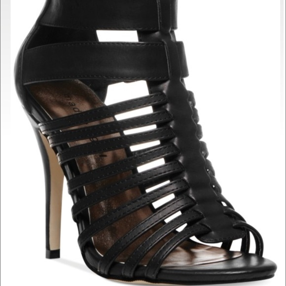 76% off Steve Madden Shoes - Madden Girl Debbra Caged Gladiator