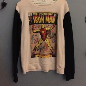 Iron Man Sweater Forever 21 119