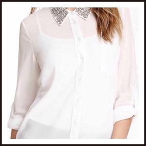 Romeo & Juliet Couture Tops - Romeo and Juliet Couture Tunic Blouse