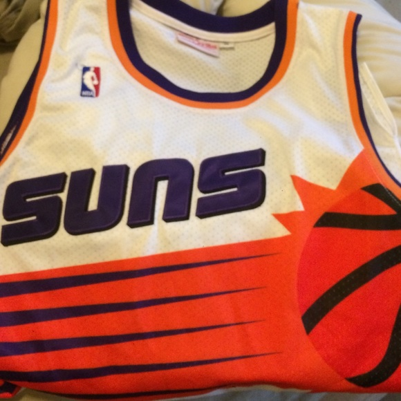 low priced 004c4 c2bda NBA Phoenix Suns #34 Charles Barkley Jersey