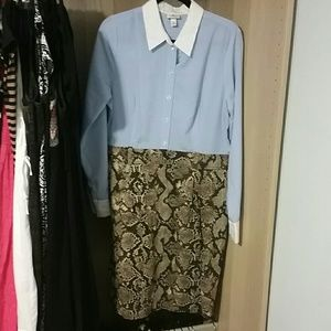 Altuzarra for Target Dresses - Altuzarra for Target Shirtdress with Pockets