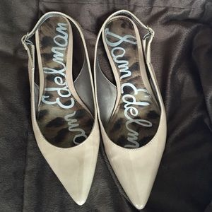 Sam Edelman Slingbacks