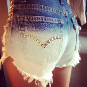 {3 pair bundle!} High waist cutoff shorts!