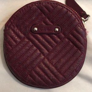 Cole Haan coin purse