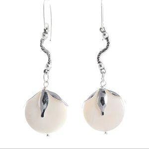 Blooming Seashells Earrings