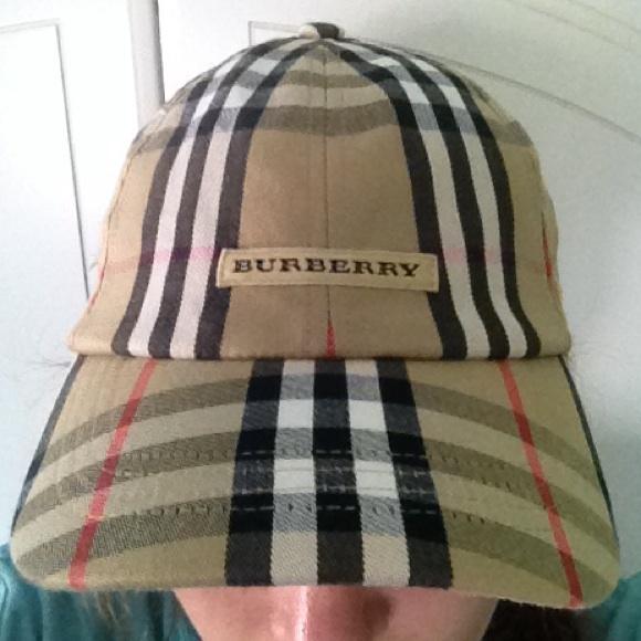 Burberry Accessories - Burberry Golf Baseball Cap e0c106cd1471