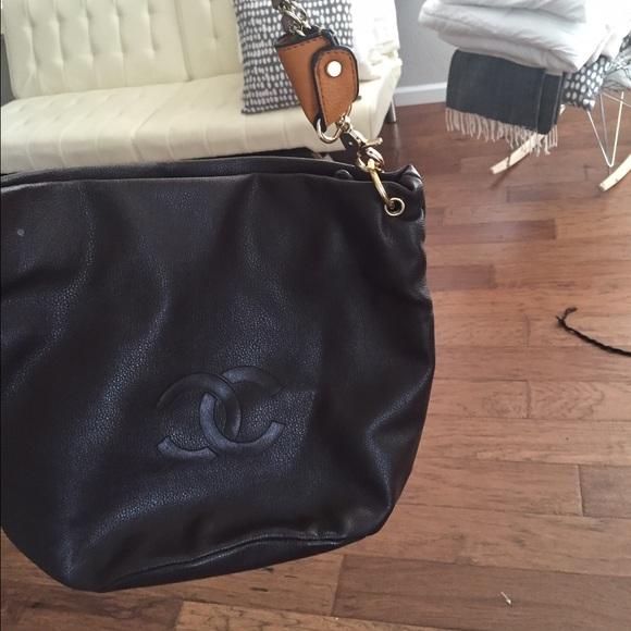 Bags - Brown chain handbag